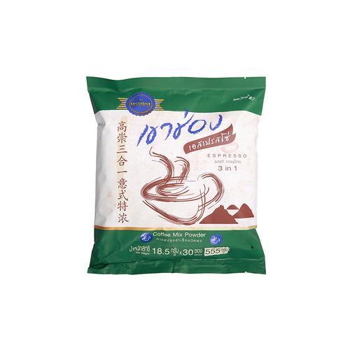 Khao Shong高创意式特浓咖啡555g王权特供