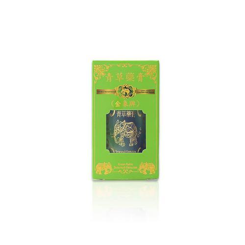 Gold Elephant/金象青草膏100g