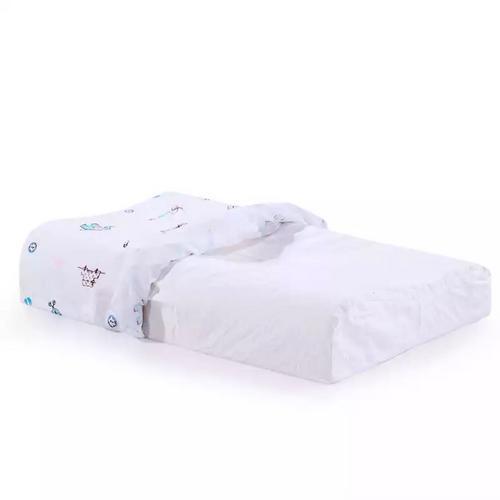 Napattiga娜帕蒂卡泰国原装学生乳胶枕头新款儿童枕防偏头