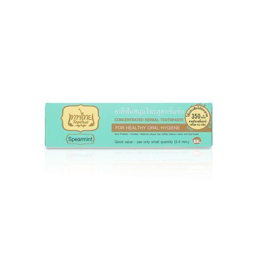 【直邮】Tepthai神泰泰国传统浓缩草药留兰香牙膏70g