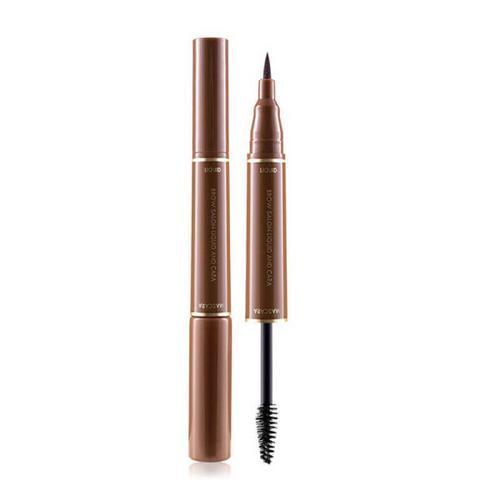 BROWIT双头眼线笔睫毛膏 (1ml+3.5g) Couture Brown