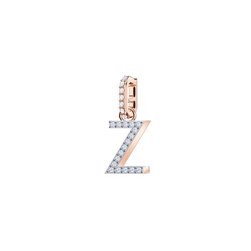 SWAROVSKI施华洛世奇魅力Z项链手链配饰2 x 1 cm