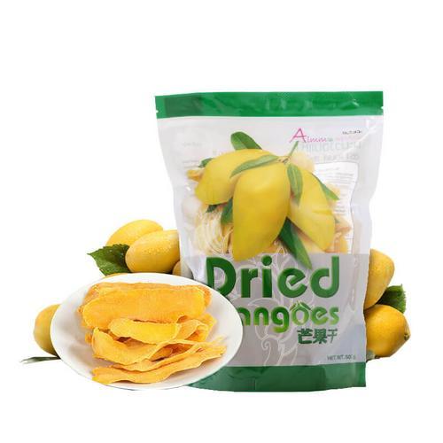 Aimm's snack泰国进口象牙芒果干800g