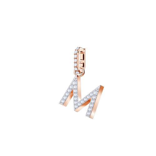 SWAROVSKI施华洛世奇魅力M项链手链配饰2 x 1 cm