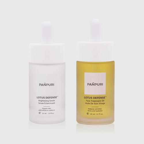【直邮】PANPURI亮颜精油精华组合两件套2*30ml