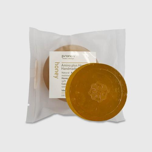 Pranal蜂蜜精油皂100g