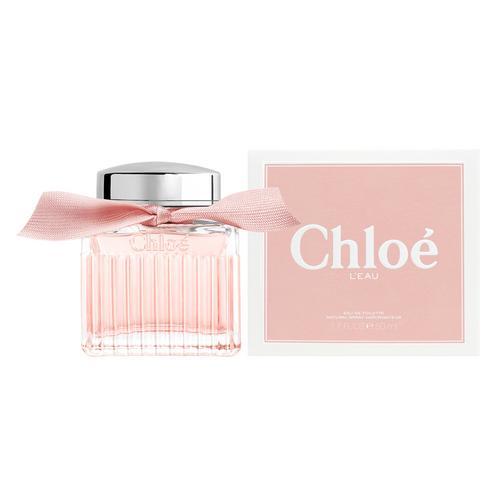 【保税发货】蔻依 CHLOÉ L'EAU 系列香水 清新花香素心兰淡香水 50ml