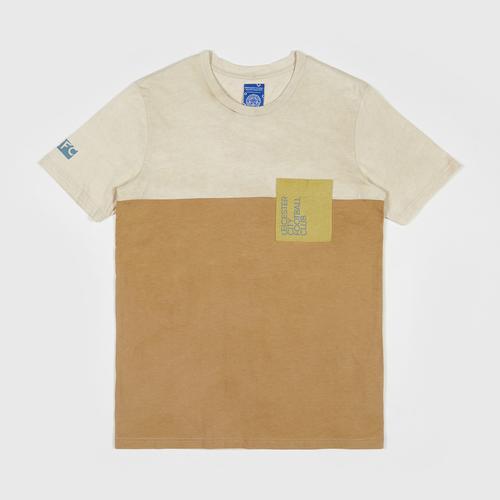【直邮】LCFC莱斯特城制造双色拼接舒适短袖T恤