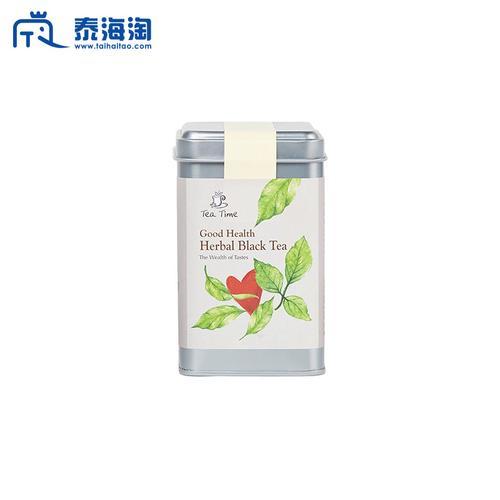TEA TIME TODAY健康花草茶黑茶40g