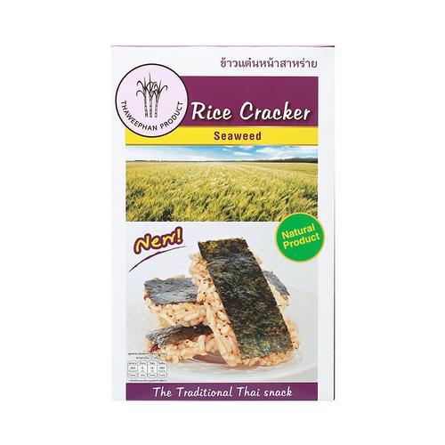 Thaweepan Product海苔味米饼 80G OTOP