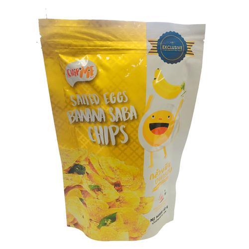 CHIP ME黄金咸蛋黄香蕉脆片60g