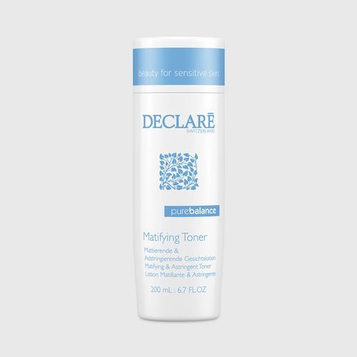 迪凯莉 Declare 控油收敛爽肤水(混合-油性肤质)200 ml (瑞士)