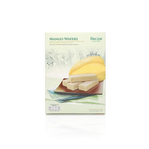 KINGPOWER王权免税芒果味威化饼200g