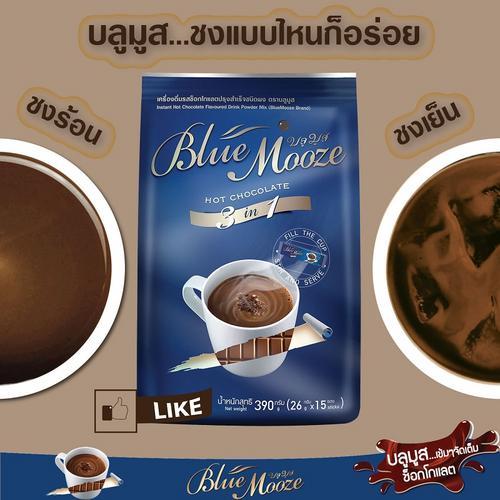 【直邮】BlueMooze巧克力饮品390g