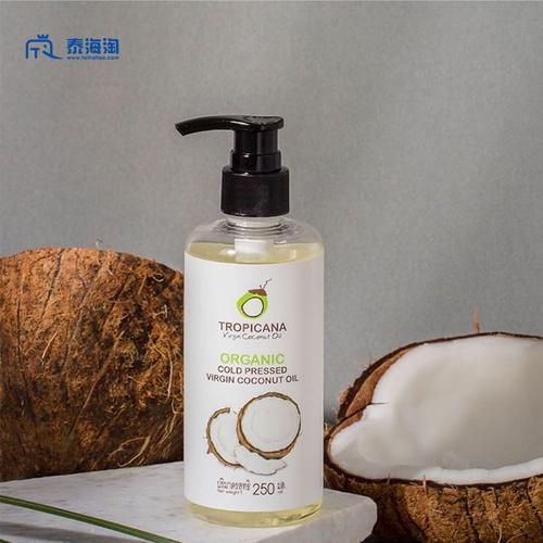 TROPICANA天然纯净椰子油250ml OTOP