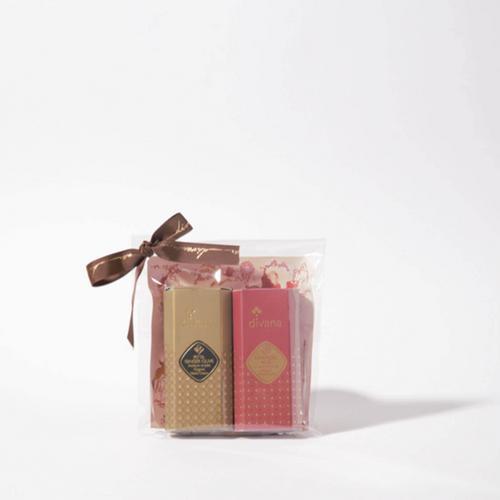 DIVANA护手霜套装30g*2(玫瑰,南姜橄榄油)