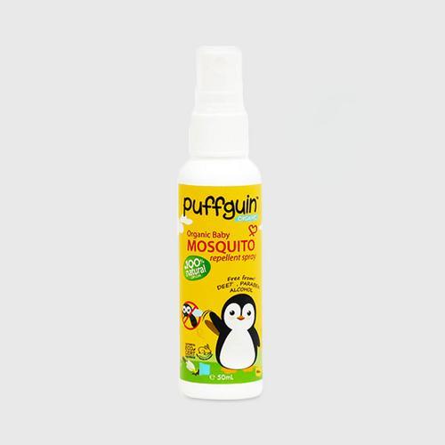 【直邮】PUFFGUIN Organic 宝宝驱蚊喷雾 50毫升
