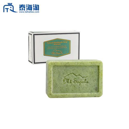 【直邮】MT.SAPOLA迷迭香精油皂120g