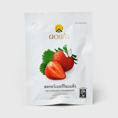 DOI KHAM泰国皇室工程严选天然草莓干25g