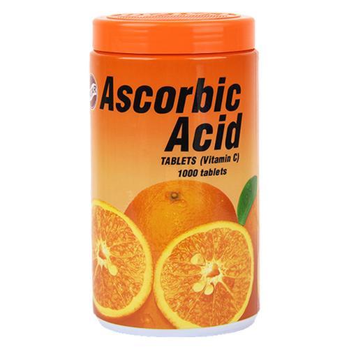 【直邮】PATAR甜橙维生素C1000片