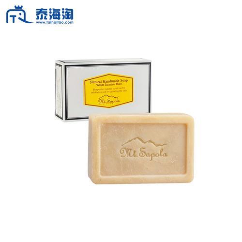 【直邮】MT.SAPOLA茉莉香米精油皂120g
