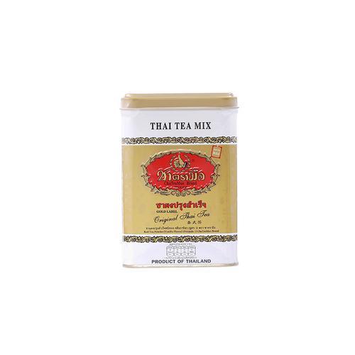 CHATRAMUE泰国手标金罐红茶包2.5g*50包