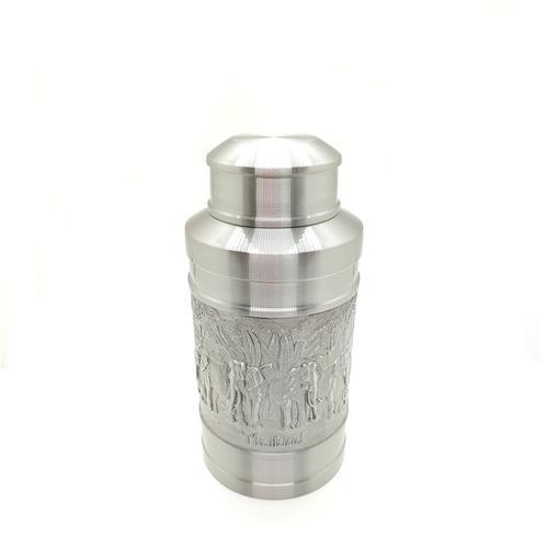 【直邮】BANGKOK PEWTER泰锡制茶罐