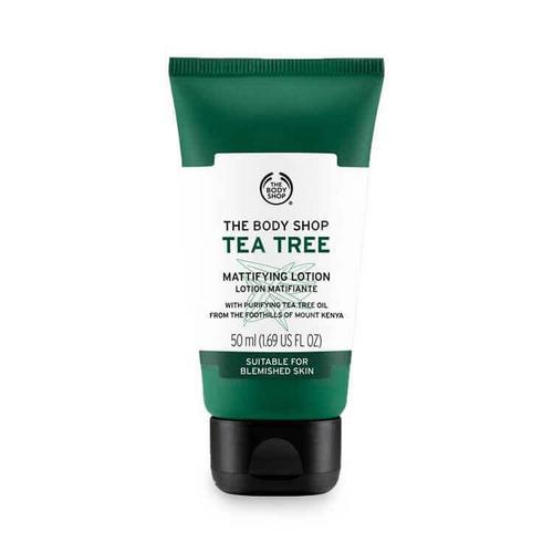 【国际品牌】美体小铺 THE BODY SHOP 茶树补湿乳霜 50ml