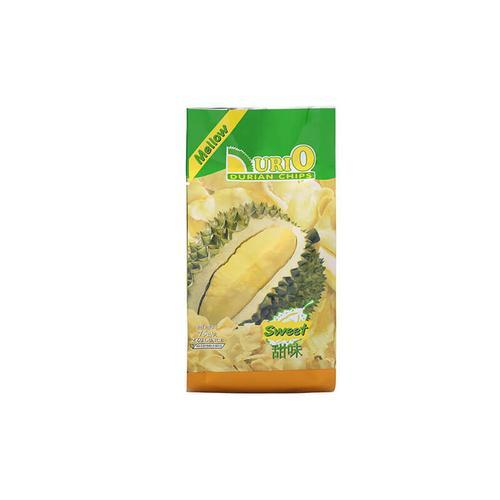 Durio香脆酥炸榴莲片75g甜味