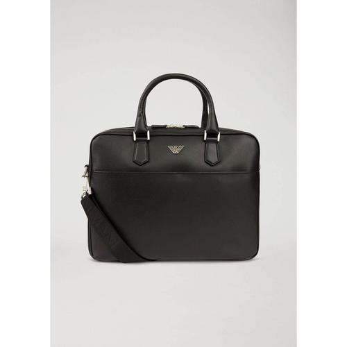 【国际品牌】EMPORIO ARMANI阿玛尼男士公文包斜挎包