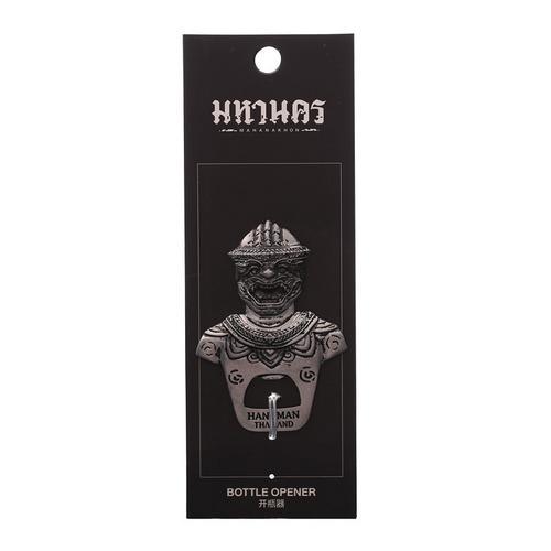 KINGPOWER泰国神猴哈努曼孙悟空银色开瓶器