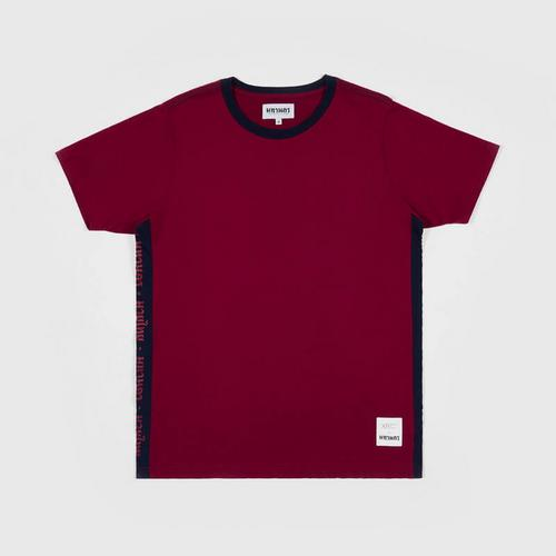 MAHANAKHON Muay Thai Talan T 恤 红色款 S码