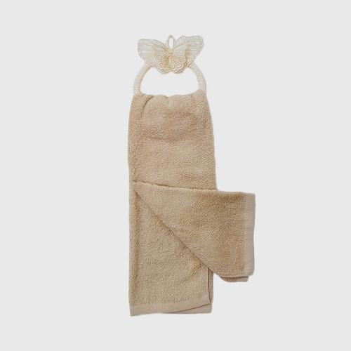 【直邮】COTTON FANTASY裙装厨房手巾金色带挂环
