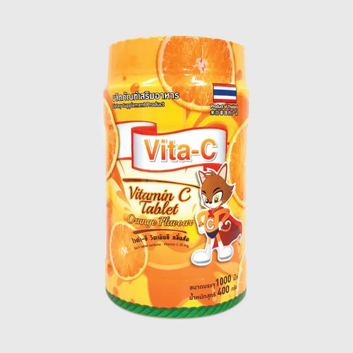 VITA-C 维生素咀嚼片橙味