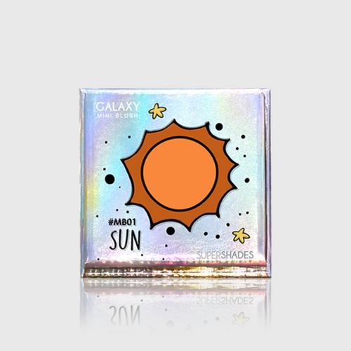 【直邮】SUPER SHADES 星系迷你腮红 No. MB01 Sun 3.5 g.