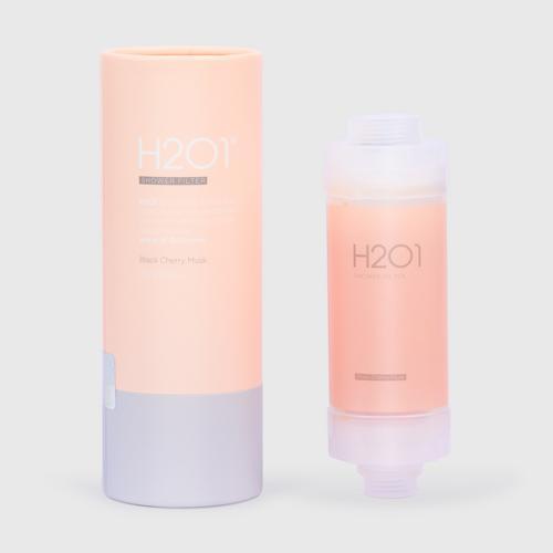 【直邮】H2O1沐浴花洒过滤器 黑莓和麝香香型 160克