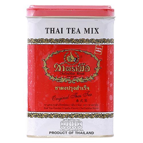 【直邮】CHATRAMUE泰国手标红茶包2.5g*50包