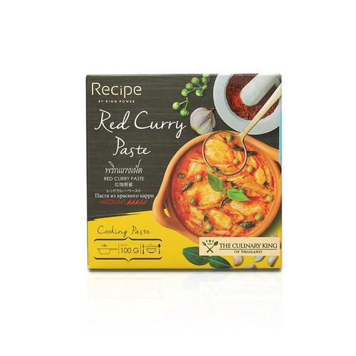 KINGPOWER红咖喱酱100g