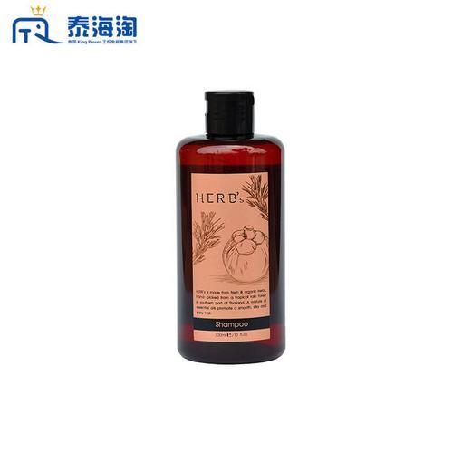 HERB山竹精华洗发水300ml