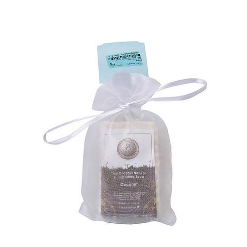 8 MIRACLES泰国天然椰子洁面沐浴冷制手工皂香皂100g