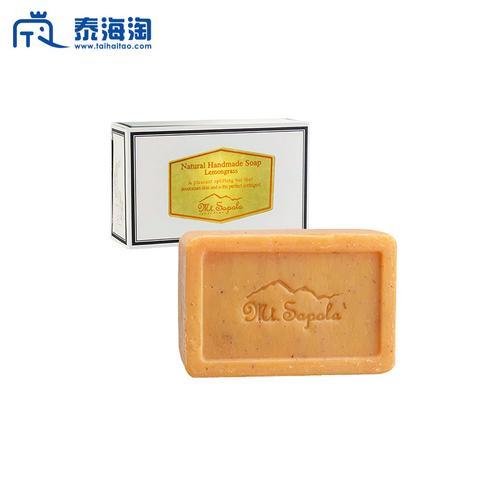 【直邮】MT.SAPOLA柠檬草精油皂120g