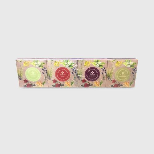 【直邮】SATIRA精油皂四件套4*70g
