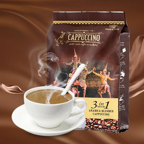The coffee house泰国咖啡屋卡布奇诺三合一速溶咖啡500g