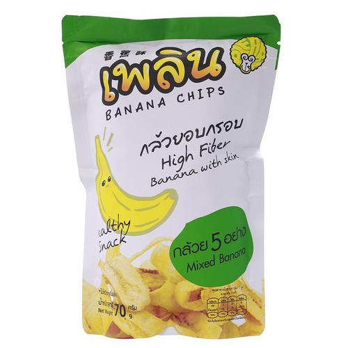 PLERN混合香蕉片70g OTOP