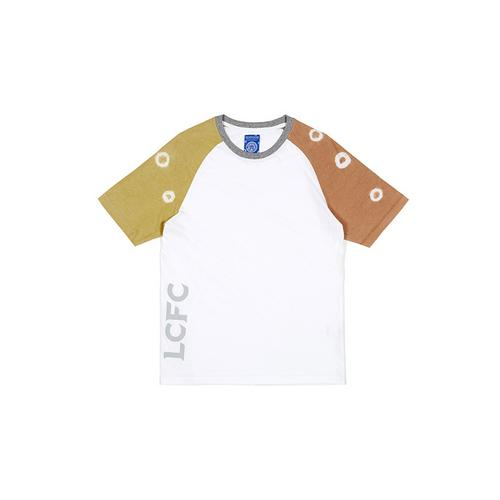 LCFC莱斯特城制造双色袖趣味舒适短袖T恤