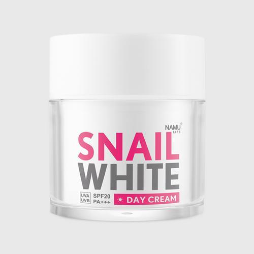 NAMU LIFE  snail white蜗牛霜日霜SPF20 PA+++ 50ml