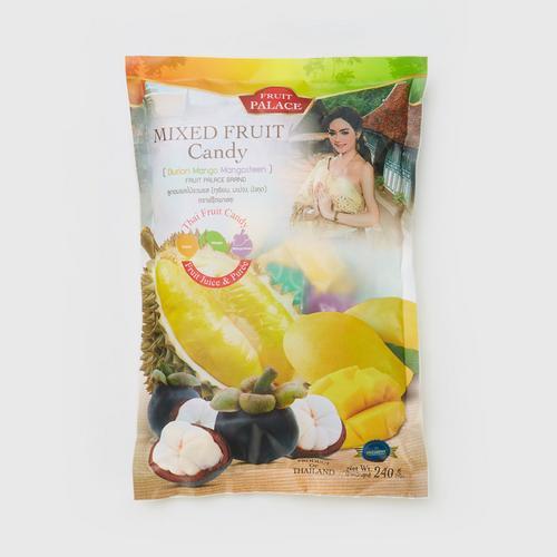 FRUIT PALACE天然果汁缤纷混合水果糖240g
